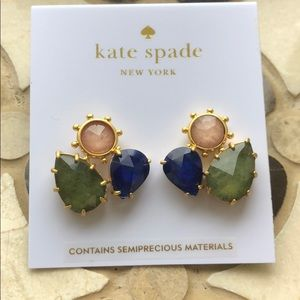 Kate ♠️ Spade Earrings-Perfectly Imperfect